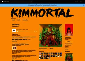 Kimmortal.bandcamp.com thumbnail