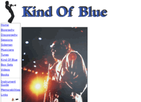 Kind-of-blue.de thumbnail