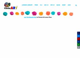 Kinderart.com thumbnail