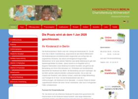 Kinderarzt-berlin-zia.de thumbnail