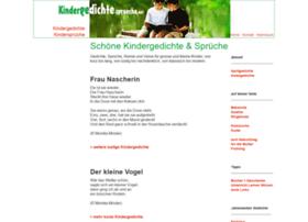 Kindergedichte-sprueche.net thumbnail