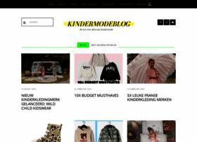 Kindermodeblog.nl thumbnail
