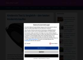 Kindersitze-test.de thumbnail