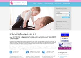 Kinderversicherung.de thumbnail