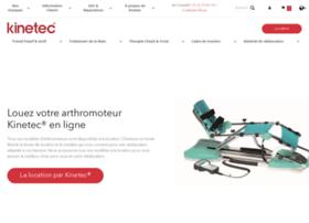 Kinetec.fr thumbnail