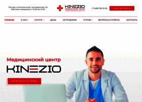 Kinezio-center.ru thumbnail