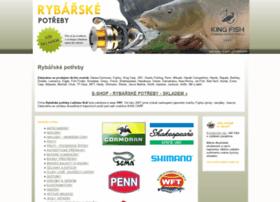 Kingfishshop.cz thumbnail