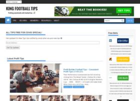 Kingfootballtips.com thumbnail