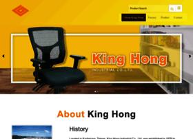 Kinghong.com.tw thumbnail