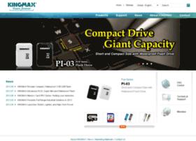 Kingmax.com.cn thumbnail