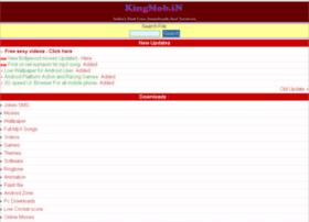 Kingmob.in thumbnail