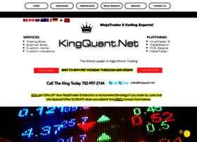 Kingquant.net thumbnail