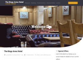 Kingsarmshotel.co.uk thumbnail