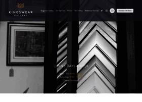 Kingsweargallery.co.uk thumbnail