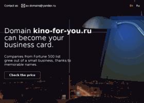 Kino-for-you.ru thumbnail