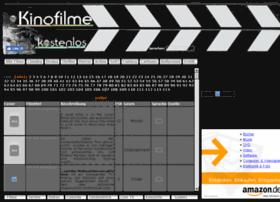 kostenlos kinofilme anschauen ohne anmeldung