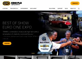 Kinoflo.com thumbnail