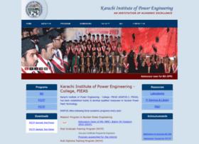 Kinpoe.edu.pk thumbnail
