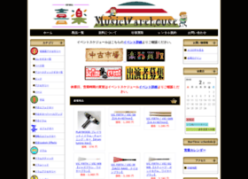 Kiraku-music.jp thumbnail