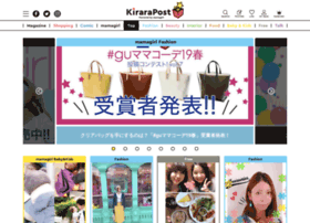Kirarapost.jp thumbnail