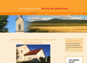 Kirche-am-zabelstein.de thumbnail
