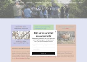 Kirtlandbirdclub.org thumbnail
