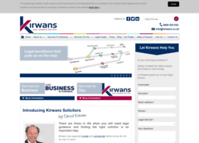 Kirwanssolicitors.co.uk thumbnail