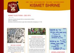 Kismetshriners.org thumbnail