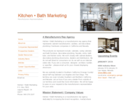 Kitchenbathmarketing.com thumbnail