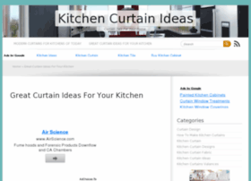 Kitchencurtainideas.net thumbnail