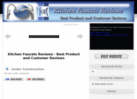 Kitchenfaucets-reviews.com thumbnail