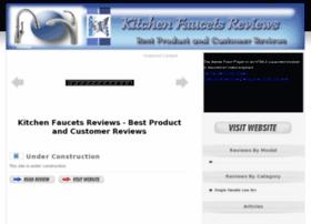 Kitchenfaucets-reviews.com thumbnail