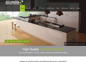 Kitchenworktopsolutions.co.uk thumbnail
