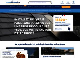 Kitsolaire-autoconsommation.fr thumbnail