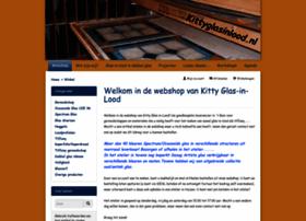 Kittyglasinlood.nl thumbnail