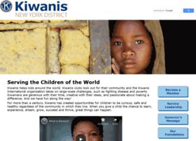 Kiwanis-ny.org thumbnail