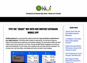 Kiwi-app.net thumbnail