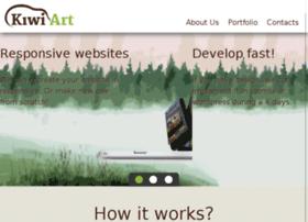 Kiwi-art.net thumbnail