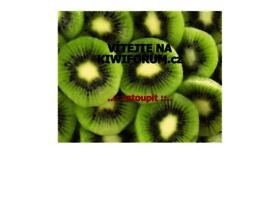 Kiwiforum.cz thumbnail