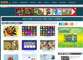 kizi 1000 new games