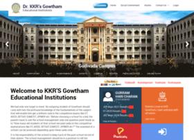Kkrgowtham.com thumbnail