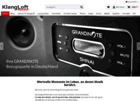 Klangloft.de thumbnail