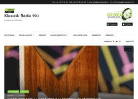 Klasszikradio.hu thumbnail