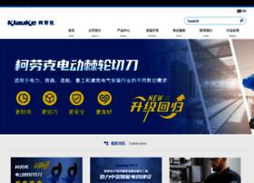 Klauke.com.cn thumbnail