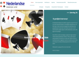Klaverjasunie.nl thumbnail