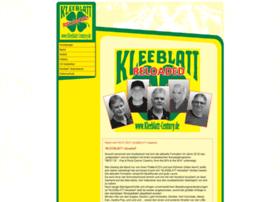 Kleeblatt-century.de thumbnail