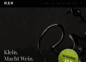Klein-wein.at thumbnail