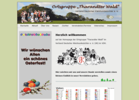 Kleinhunde-tharandter-wald.de thumbnail