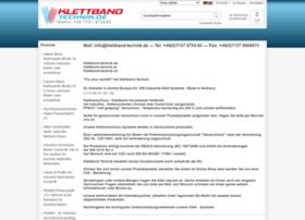 Klettband-technik.de thumbnail