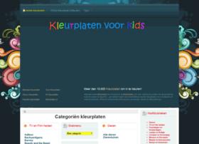 Kleurplaten-voor-kids.nl thumbnail